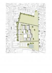 Bobjergcenteret – nyt plejecenter i Asnæs – Schou Birkendorf Arkitekter