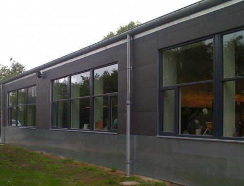 Vipperød Skole – ombygning og energirenovering