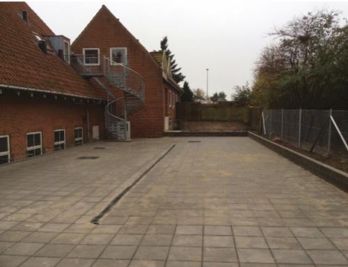 Ringparkens beboerhus – ombygning