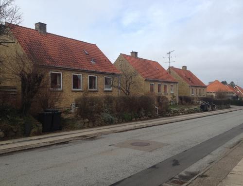 Helhedsplan for Svinget/Isefjordsvej, Holbæk